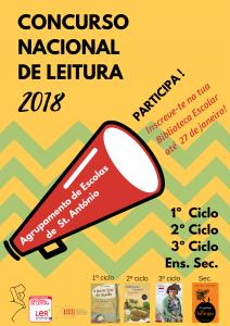 Concurso Leitura-2018
